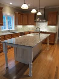 granite island kitchen kitchen design countertops granite top kitchen island with