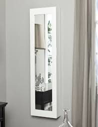 Wall Mirror Jewelry Storage Marvelous Mirror Cabinet Design Ideas For Ladies Bedroom With