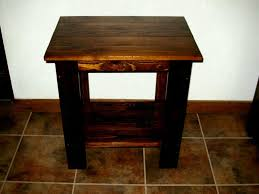 rosewood tall end table coffee brown ikea lack coffee table hack archives antique paint livingroom