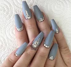 50 rhinestone nail art ideas glitter gel purple and makeup