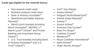 all about bank of america s preferred rewards program