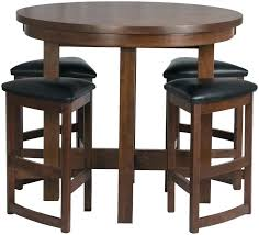small tall round kitchen table tall kitchen table sets tall round dining table enchanting bar set