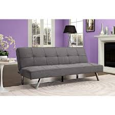 Overstock Sofa Bed Dhp Zoe Convertible Futon Sofa Bed Free Shipping Today