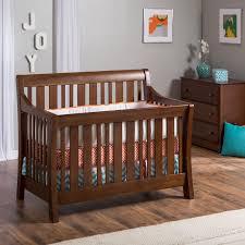 Crib On Bed by Bedroom Dark And White Babyletto Modo Crib On Dark Pergo Flooring