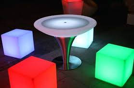 Coffee Tables With Led Lights Light Up Coffee Table Coffee Tables With Led Lights Eclipse Modern