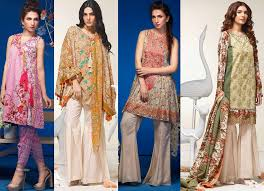50 pakistani dresses designs collection for girls 2017