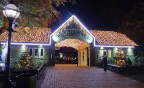 christmas light installation utah christmas lights installation at clarks village encore electrical