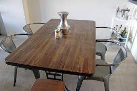 wood and metal dining table sets interior metal dining chairs set magnificent rustic 20 rustic