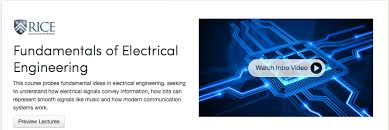 learn electrical engineering 50 top online courses books more