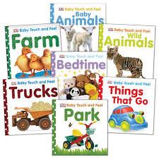 baby books touch feel board books
