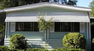 Awnings For Mobile Home Windows Window Awnings Randall Manufactured Homes Manufactured Homes
