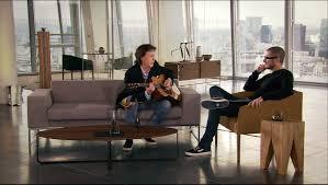 Living Room by Bang U0026 Olufsen Presents U0027the Living Room Tour U0027 Paul Mccartney