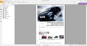 ford fiesta 1 4 tdci workshop manual auto repair manual forum