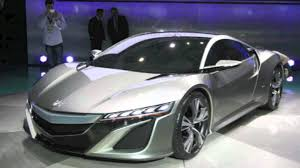 honda supercar concept nsx price release date specs acura concept youtube