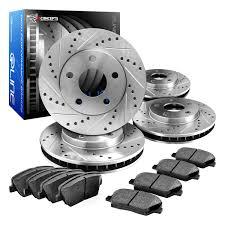 amazon com rotors brake system automotive rear front
