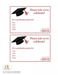 printable invitation templates graduate invites printable graduation party invitations