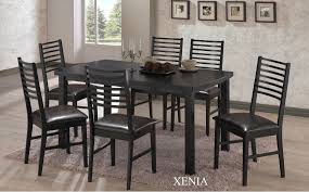xenia 7pc dining set u2013 furniture mattress los angeles and el monte