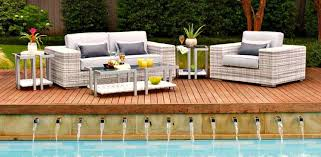 Backyard Furniture Set by The Best Outdoor Patio Furniture Brands
