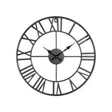 Grande Horloge Murale Carrée En Bois Vintage Achat Horloge Murale Vintage Metal Achat Vente Pas Cher
