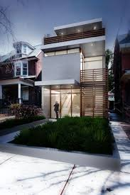 Modern Narrow House 34 Best Infill House Images On Pinterest Architecture Small