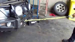 wrecking 2012 mazda bt50 3 2 6 speed c17431 winch youtube