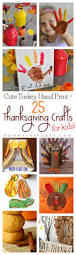 thanksgiving food crafts for kids cute turkey hand print 25 thanksgiving crafts for kids
