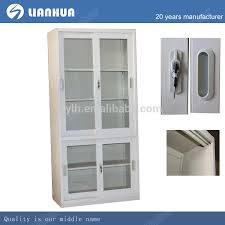 Bookcases With Sliding Glass Doors Sliding Door Metal Bookcase Sliding Door Metal Bookcase Suppliers