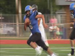 Hutch High Football Score Salthawks Pound Newton Stay Unbeaten