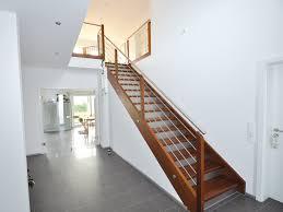 gerade treppe wiehl treppen eingestemmte treppen