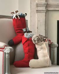 christmas stocking ideas martha stewart