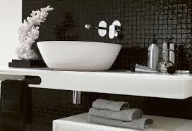 White Bathroom Design Ideas by 100 Black And White Bathroom Tile Design Ideas Black And