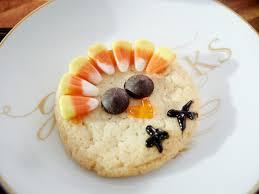 slice and bake turkey cookies recipe giada de laurentiis food