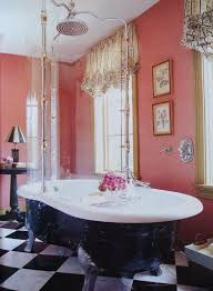 Black And Pink Bathroom Ideas 136 Best French Inspired Bathrooms Images On Pinterest Room