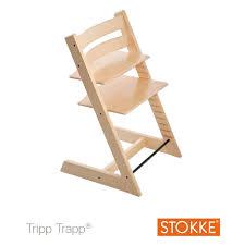 chaise haute tripp trapp de stokke chaises hautes évolutives aubert
