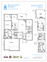 Patio Homes Floor Plans Floor Plans Westpoint Homes