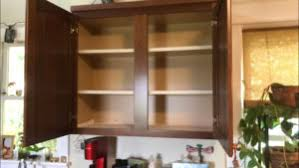 why are my cabinets pulling away from the wall secure kitchen cabinets the honest carpenter