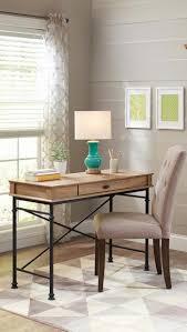 petit bureau bois bureau style industriel en mtal et bois bureau style