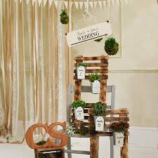 Personalised Wedding Backdrop Uk Hessian And Lace Wedding Backdrop By Just Add A Dress