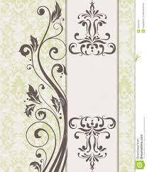 An Invitation Card Design An Invitation Card