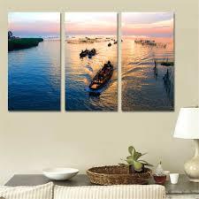 online get cheap wall art canvas panels 3 piece set aliexpress