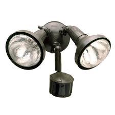 Ceiling Mounted Outdoor Flood Lights Cooper Lighting Ms185r All Pro 2 Light Motion Sensor Flood