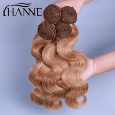 honey weave honey hair weave color 27 4 bundles 12 26 inch