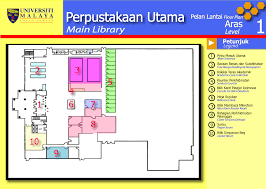 locker room floor plan floor plan level 1 university of malaya library
