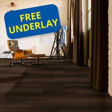 Eligna Laminate Flooring Quick Step Eligna Wide Uw1540 Fumed Oak Dark Laminate Flooring