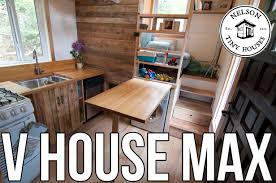 nelson tiny houses v house max tour youtube