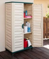 Plastic Outdoor Storage Cabinet Exterior Lawn Storage Containers Outdoor Storage Box Outdoor