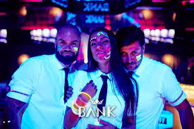 neon party warsaw bank club neon party 30 09 2017
