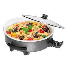 poele electrique cuisine paella electrique achat vente pas cher