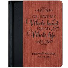 personalized leather photo album best 25 personalized photo albums ideas on wedding