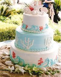 beach wedding cakes cherry marry